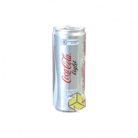 Coca cola light 0,33l