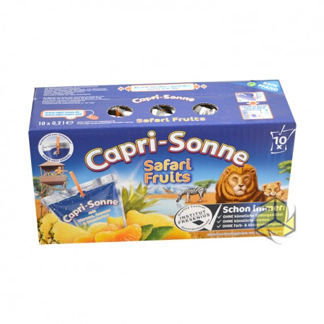 Capri-sonne safari