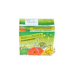 Durst Löscher Orange Apfel Zitrone
