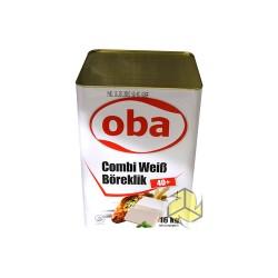 Oba  Combi Weiß Böreklik
