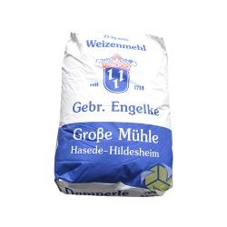 größe Mühle Haede Hildesheim  Weizenmehl