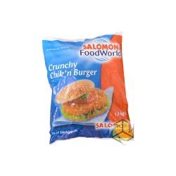 Salomon Foodworld Crunchy Chicken Burger