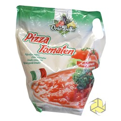 OrtoBello Pizza Tomaten