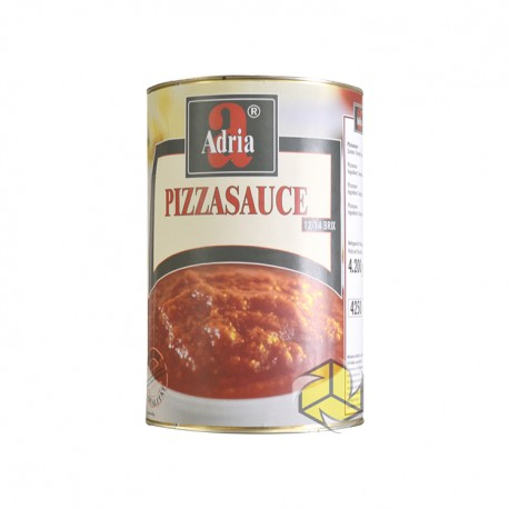 Pizzasauce 4200 Ml Dose All Pack Handelsgesellschaft Mbh