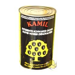 Kamil schwarze Oliven