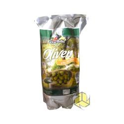 Orto Bello grüne Oliven